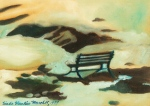 Bench By ThePond