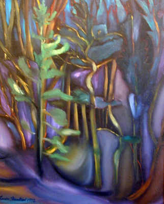 """Allegany Woods #1"", sold"