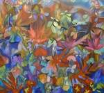 """""""Floral #9"""", sold"""