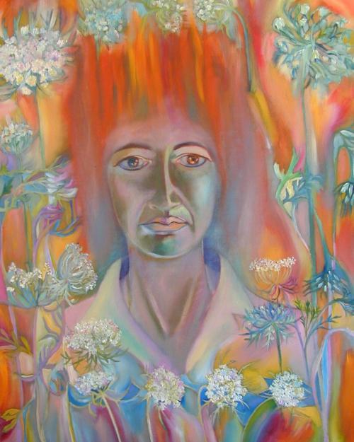 """Self Portrait, Netherby, Ontario"", $5000"
